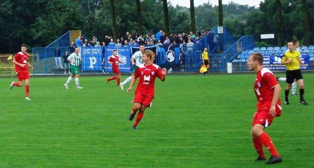 Wisła skończyła przygodę z Pucharem Polski - Zdjęcie główne