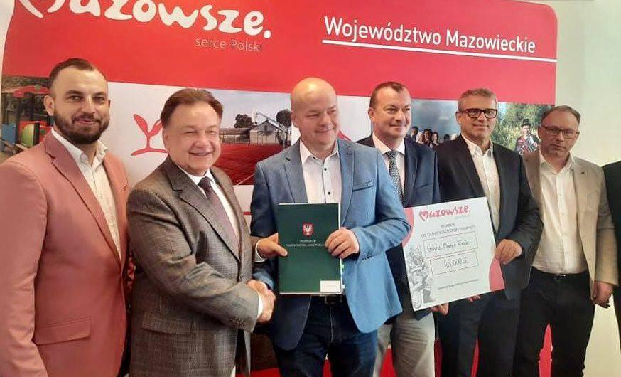 Duże wsparcie dla Płocka i regionu. Ponad 200 projektów z dofinansowaniem Mazowsza - Zdjęcie główne