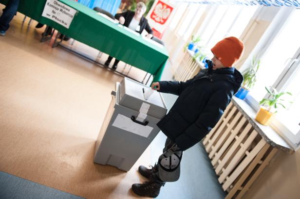 Nowość: można głosować pocztą - Zdjęcie główne