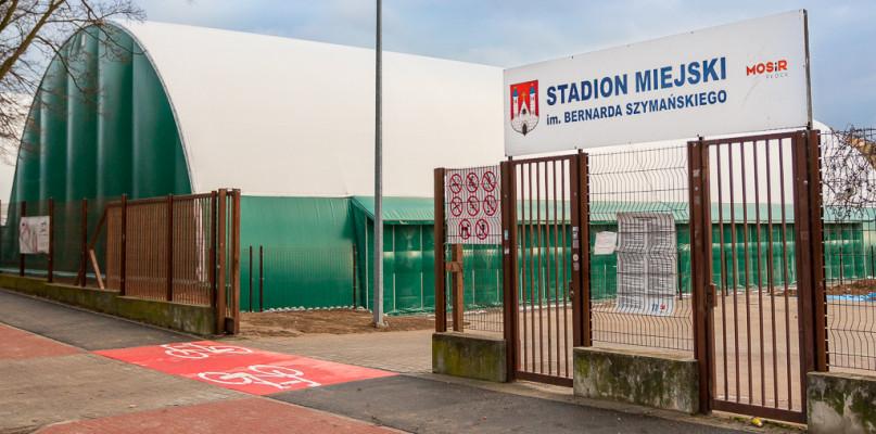 Niebawem oddanie nowego obiektu na Stadionie Miejskim [FOTO] - Zdjęcie główne