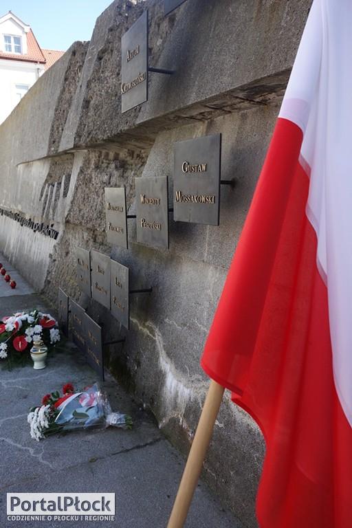 Uroczystości na placu 13 Straconych - Zdjęcie główne