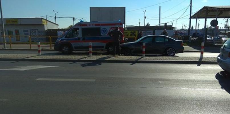 Uwaga kierowcy! Duże utrudnienia przy wylocie z Płocka - Zdjęcie główne