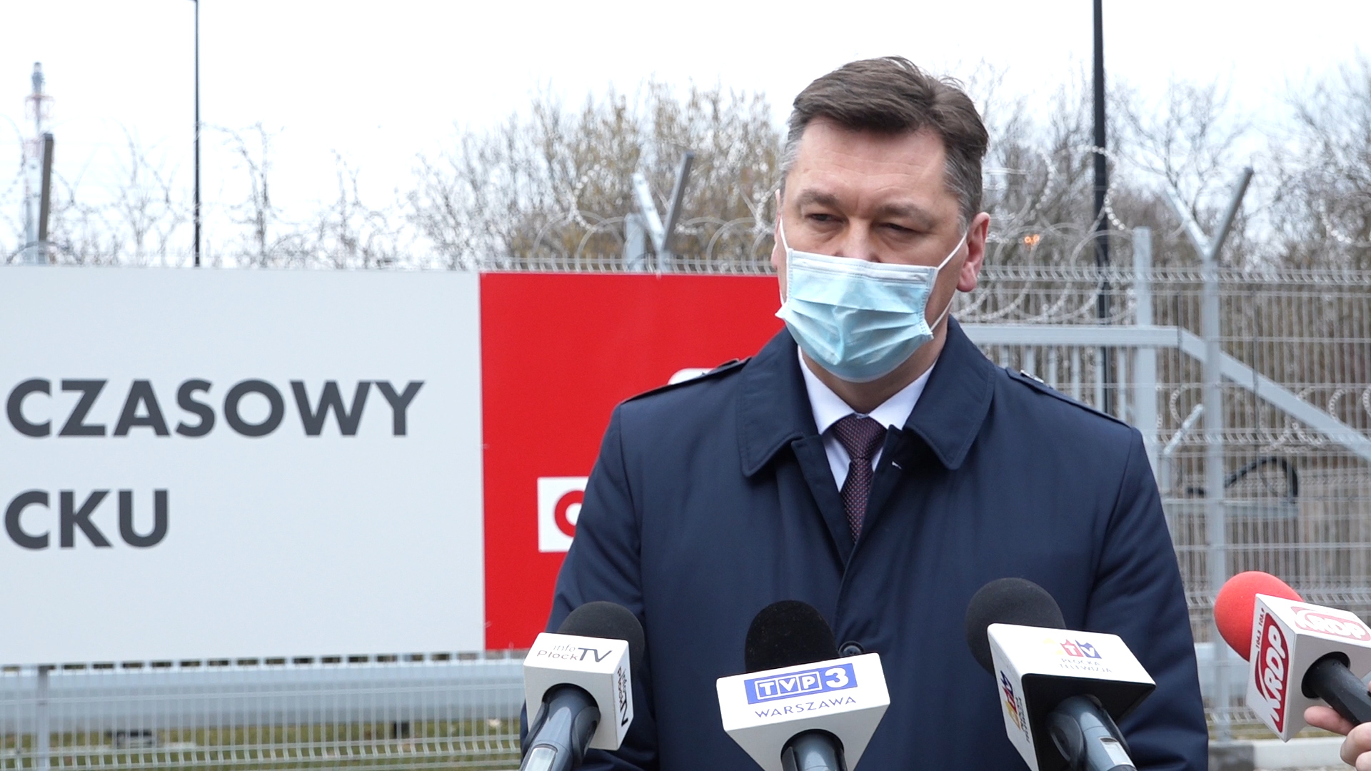 Senator PiS: Szpitale tymczasowe mają sens. Nie rozumiem ataków opozycji - Zdjęcie główne