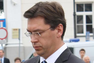 Już oficjalnie: Martynowski na prezydenta  - Zdjęcie główne