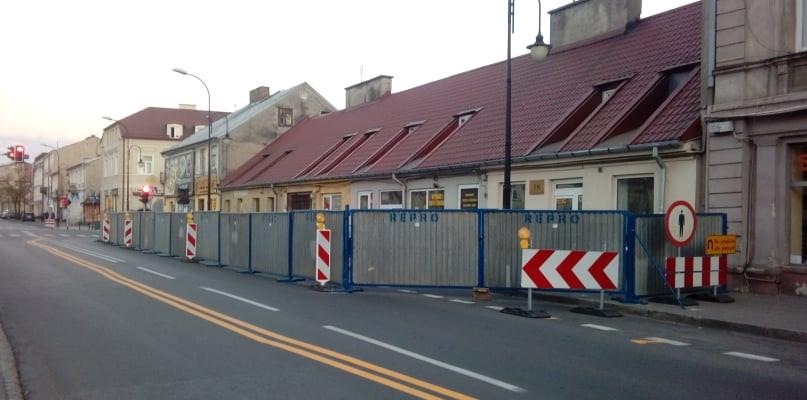 Niebawem rozbiórka starego budynku w centrum miasta. Powstanie nowy - Zdjęcie główne