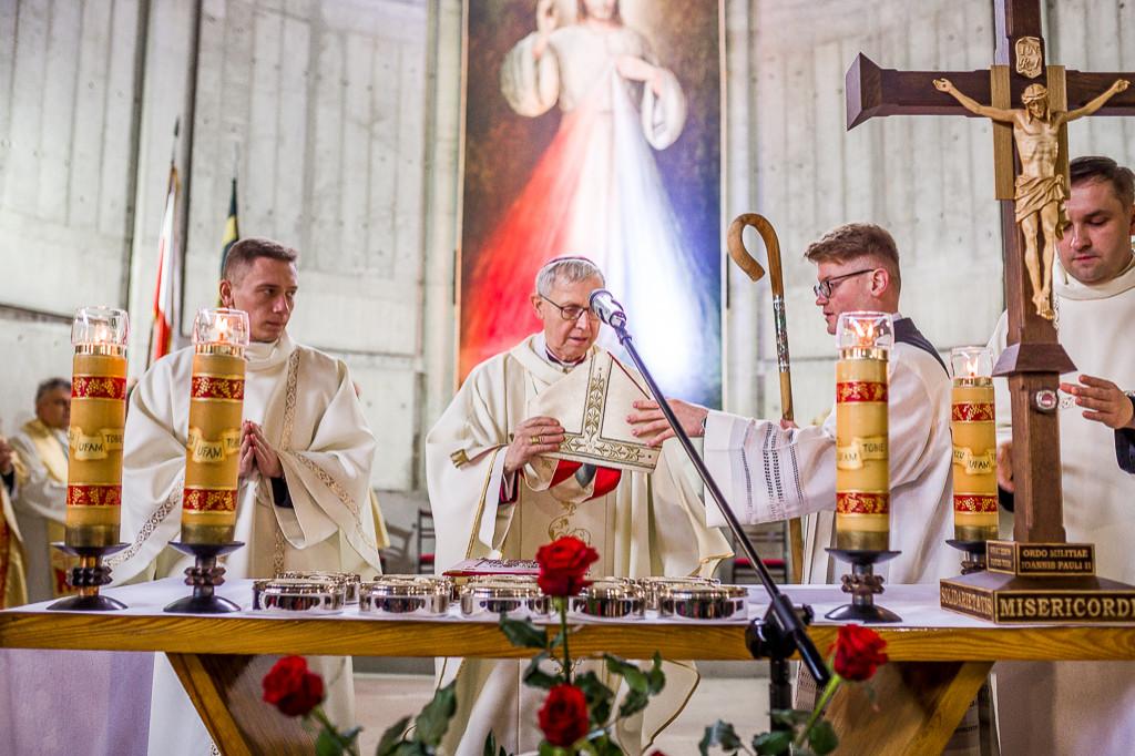 Rocznica  objawienia  św. siostrze Faustynie - Zdjęcie główne