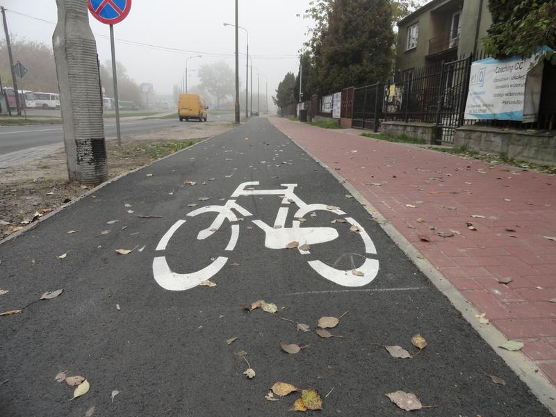 Nowa ścieżka rowerowa między osiedlami - Zdjęcie główne
