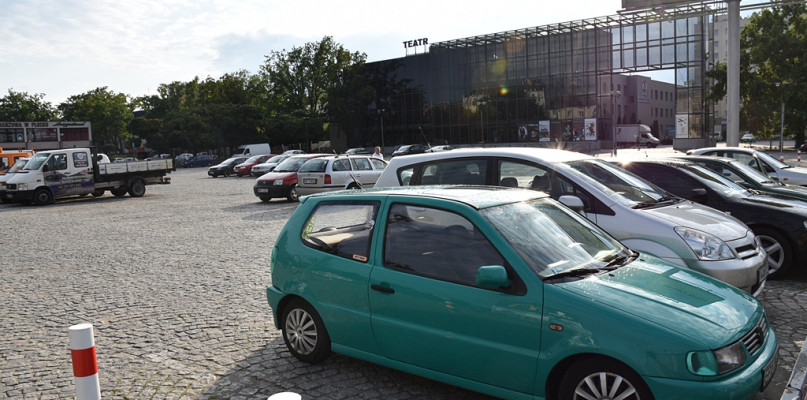 Uwaga! Parking w centrum będzie zamknięty - Zdjęcie główne