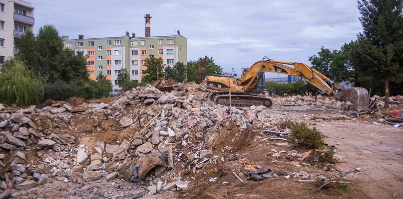 Wyburzyli już stare przedszkole. Jakie są plany na ten teren? - Zdjęcie główne