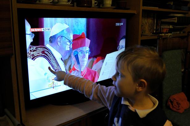 Msza za nowego papieża w dniu św. Józefa - Zdjęcie główne