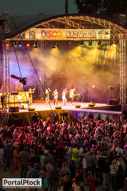 Festiwal disco polo nad Wisłą - Zdjęcie główne