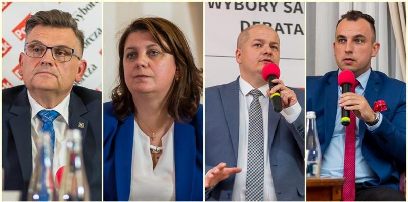 W czym tkwi potencjał Płocka zdaniem kandydatów na prezydenta miasta? - Zdjęcie główne