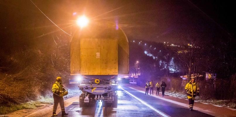 Duże ciężarówki przejadą przez miasto. Będą utrudnienia w ruchu - Zdjęcie główne