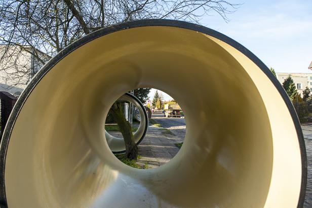 Drążą tunele jakby budowali metro [FOTO] - Zdjęcie główne