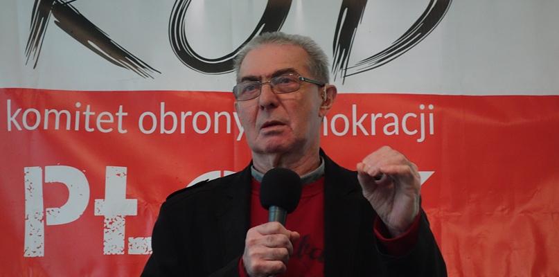 Modzelewski: PiS dąży do państwa policyjnego - Zdjęcie główne
