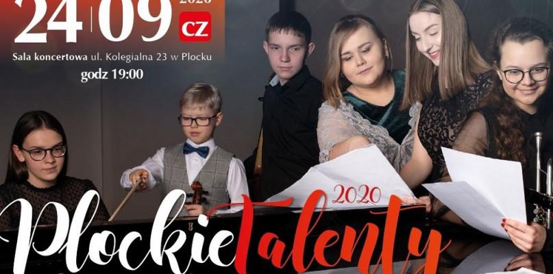 Płockie Talenty w Szkole Muzycznej. POS inauguruje nowy sezon - Zdjęcie główne