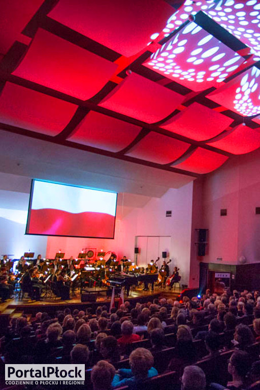 Patriotyczny wieczór z orkiestrą - Zdjęcie główne