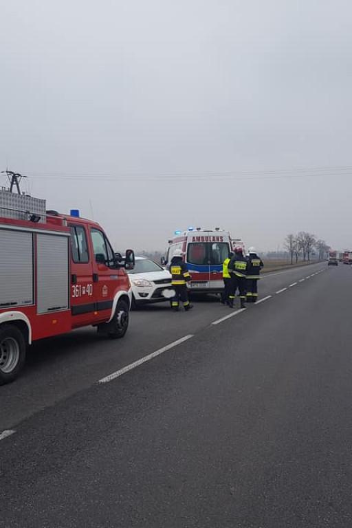 Wypadek w Drobinie - Zdjęcie główne