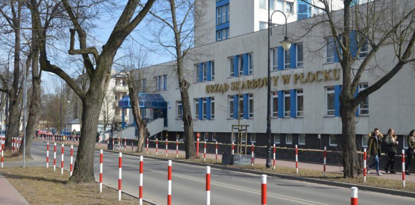 Ważna informacja dla petentów Urzędu Skarbowego w Płocku - Zdjęcie główne