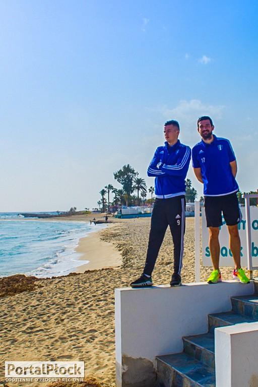 Nafciarze już na Cyprze. Pogoda dopisuje - Zdjęcie główne