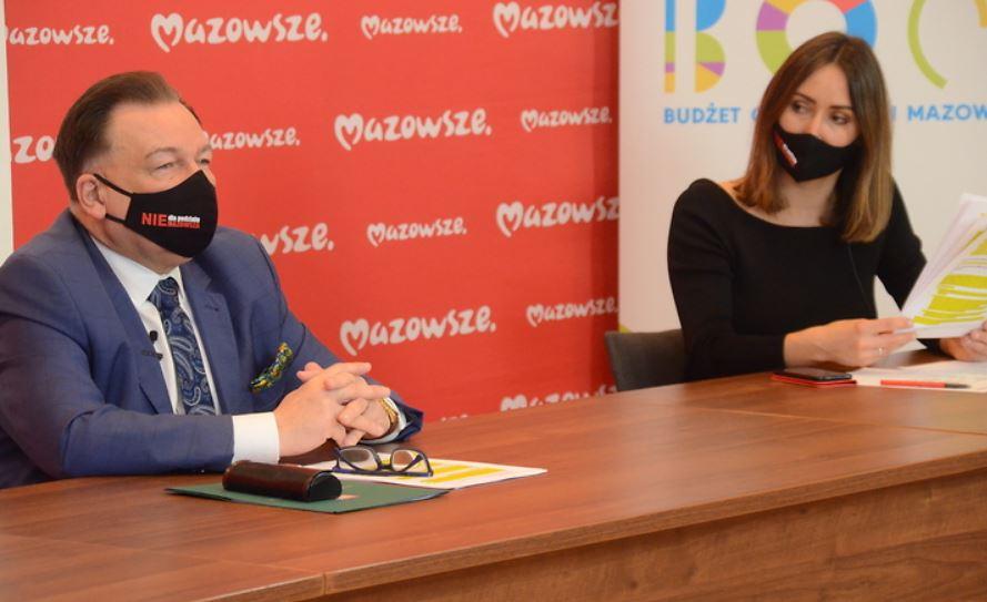 Startuje druga edycja Budżetu Obywatelskiego Mazowsza. W puli 25 mln zł - Zdjęcie główne
