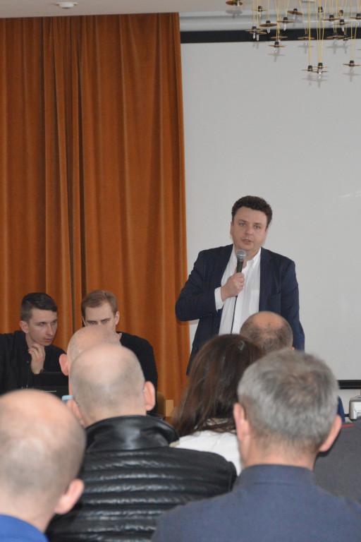Spotkanie z płockimi przedsiębiorcami - Zdjęcie główne
