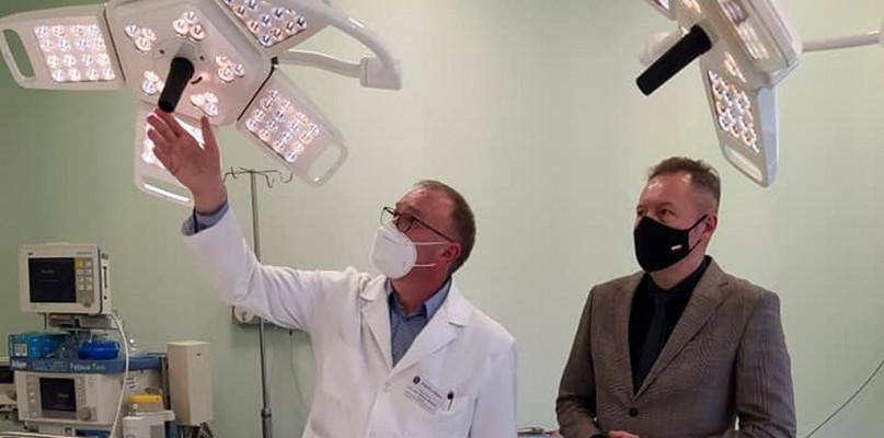 Nowy blok operacyjny w szpitalu. Wnioski na 28 mln zł - Zdjęcie główne