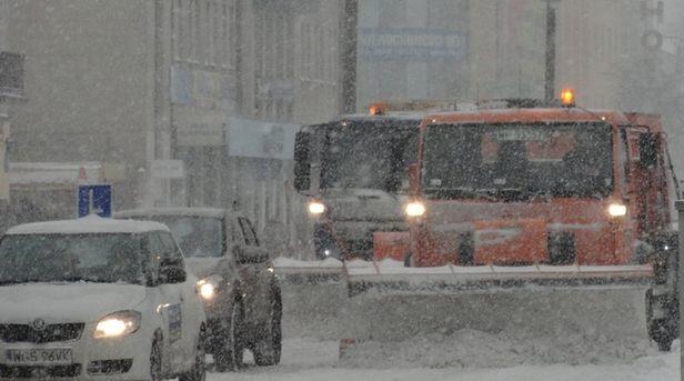Grożą nam zamiecie śnieżne i gołoledź - Zdjęcie główne