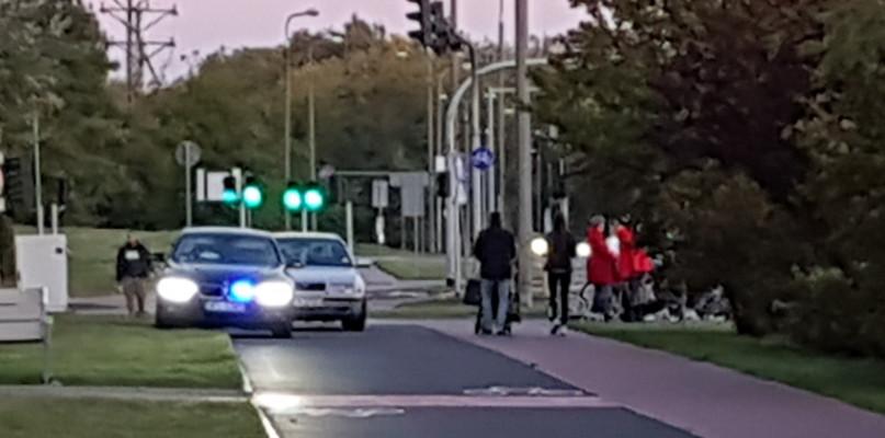 Potrącenie rowerzysty. 19-latek w szpitalu - Zdjęcie główne