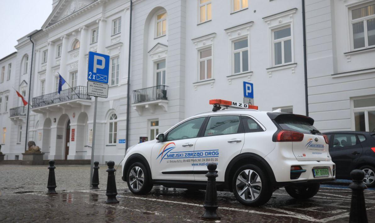 Urząd miasta kupił samochód elektryczny. Kolejne w przyszłym roku - Zdjęcie główne