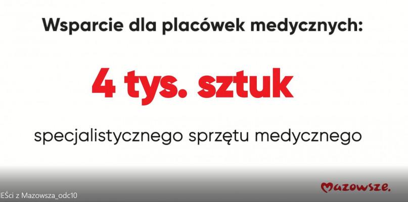 Wieści z Mazowsza cz. 10 [WIDEO] - Zdjęcie główne