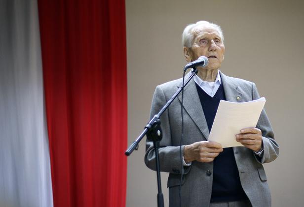Więzień, który uciekł z Auschwitz - Zdjęcie główne