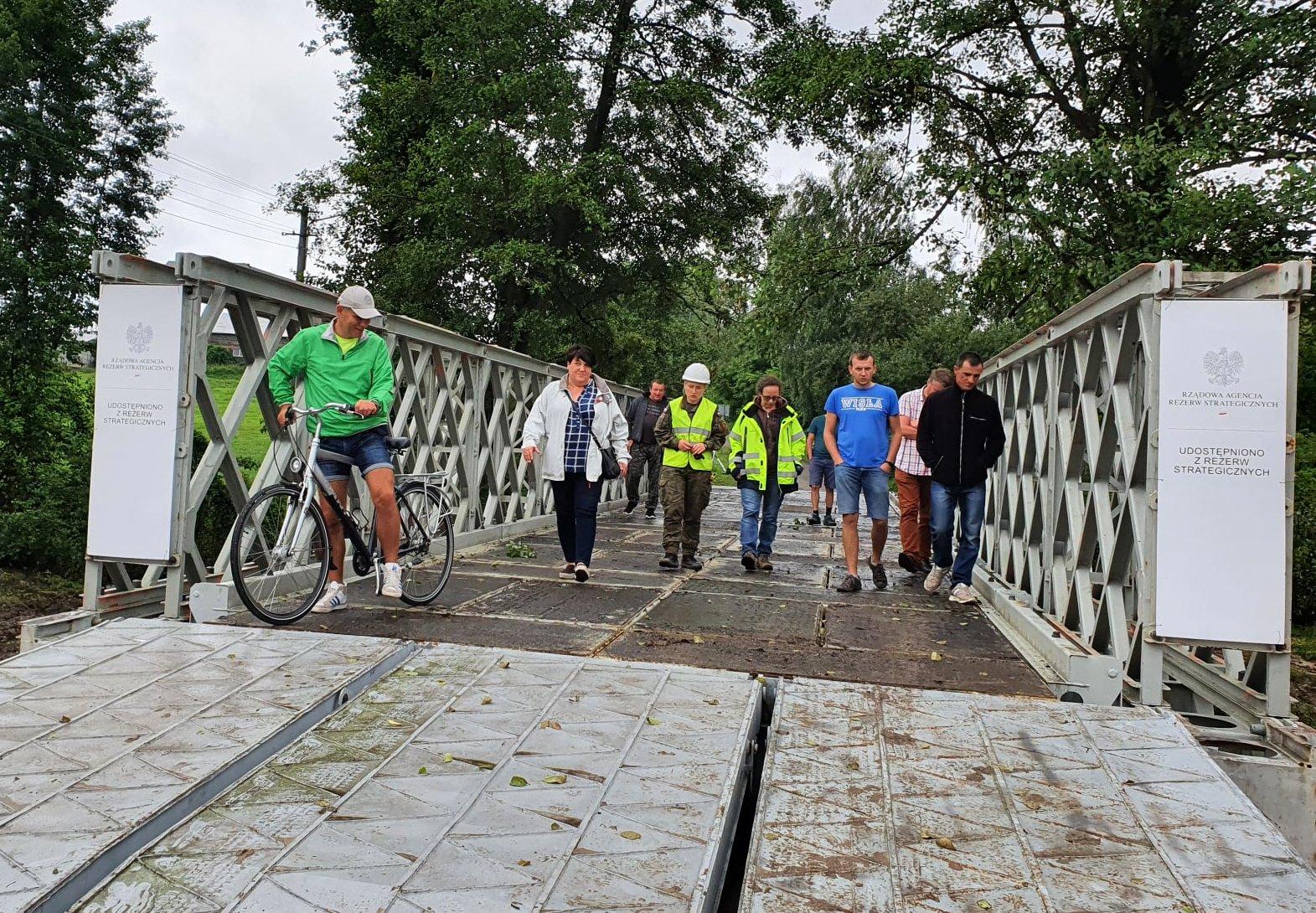 Nowy most niedaleko Płocka już otwarty [ZDJĘCIA] - Zdjęcie główne