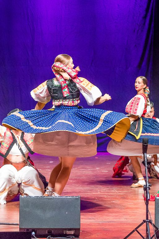 Vistula Folk Festiwal w amfiteatrze - Zdjęcie główne