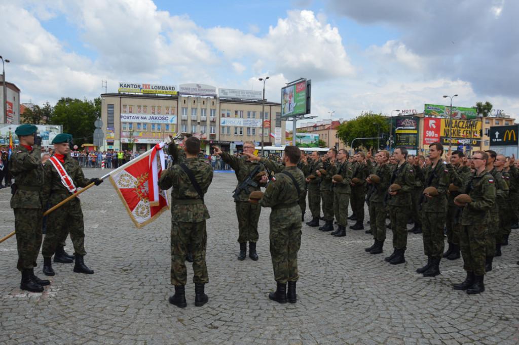 Terytorialsi złożyli przysięgę - Zdjęcie główne
