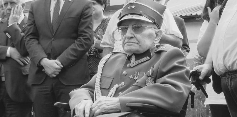 Zmarł Żołnierz Wyklęty Wiktor Sumiński. Walczył w naszym regionie - Zdjęcie główne