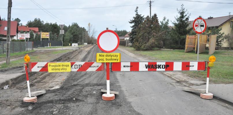 Ścieżka rowerowa połączy kolejne dzielnice. Dwumiesięczne utrudnia w ruchu - Zdjęcie główne