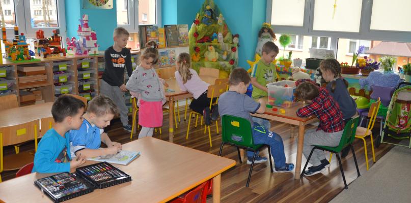 Ruszył nabór do przedszkoli. W Płocku na maluchy czeka ponad 1000 miejsc - Zdjęcie główne