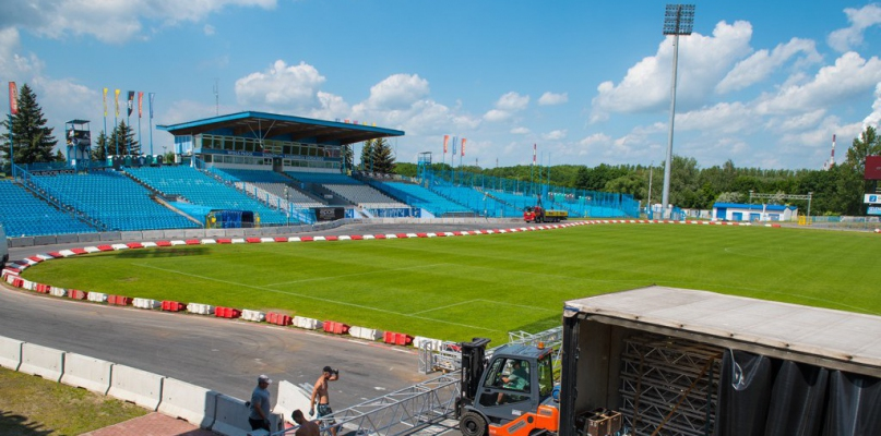Ryk silników na płockim stadionie. Walka o wygraną już w sobotę - Zdjęcie główne
