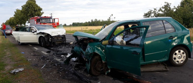 Śmiertelny wypadek na trasie do Warszawy. 83-latek zjechał na przeciwległy pas [AKTUALIZACJA] - Zdjęcie główne