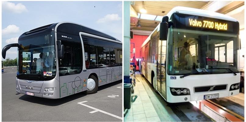 Ratusz chce kupić autobusy hybrydowe. Jest jednak pewien szkopuł - Zdjęcie główne