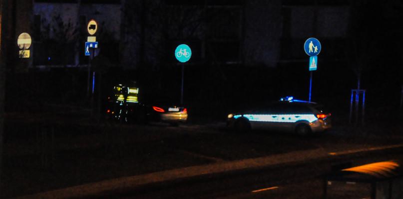 28-latek w środku nocy uciekał przed policją. Został zatrzymany  - Zdjęcie główne