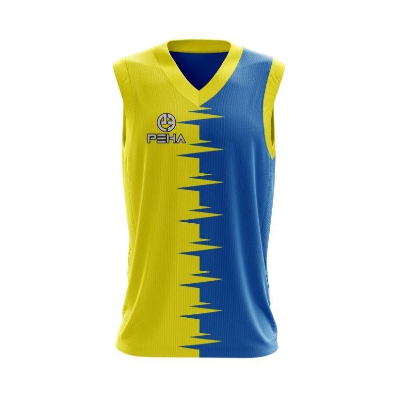 Koszulki koszykarskie PEHA — uzupełnienie stroju meczowego i nie tylko! - Zdjęcie główne