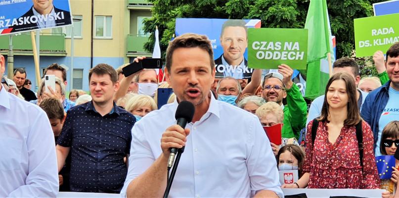 W Płocku wygrał Rafał Trzaskowski. Znamy wyniki ze wszystkich komisji  - Zdjęcie główne