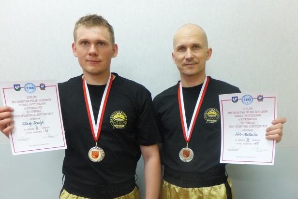 Dwa tytuły dla zawodników z Płocka - Zdjęcie główne
