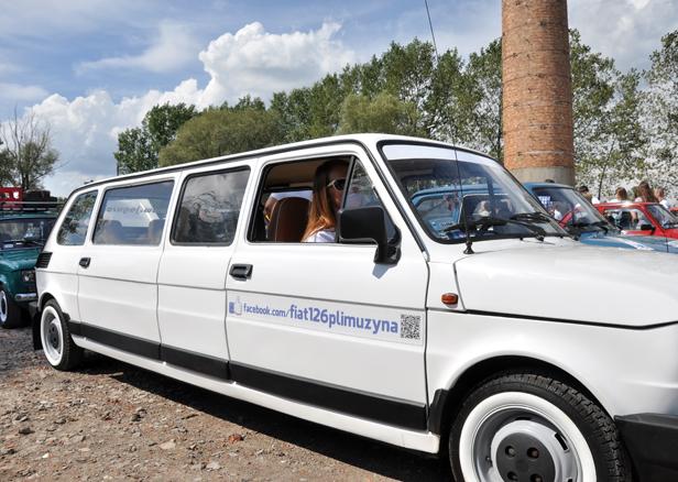 Widzieliście malucha-limuzynę? [FOTO] - Zdjęcie główne