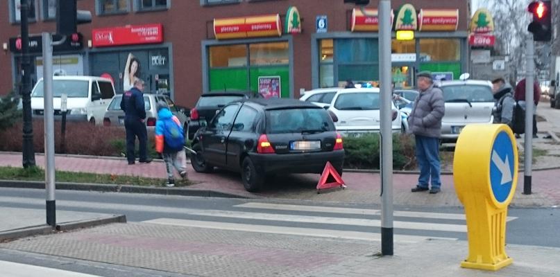 Płoccy kierowcy jeżdżą nieuważnie. Cała masa kolizji - Zdjęcie główne