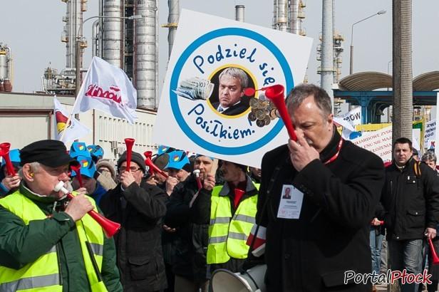 Wrze w Orlenie. Jutro protest załogi - Zdjęcie główne