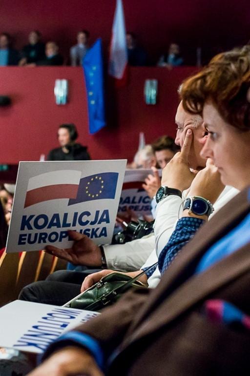 Konwencja Koalicji Europejskiej w Płocku - Zdjęcie główne