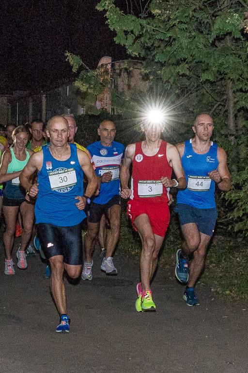 Nocne bieganie w ZOO - Zdjęcie główne